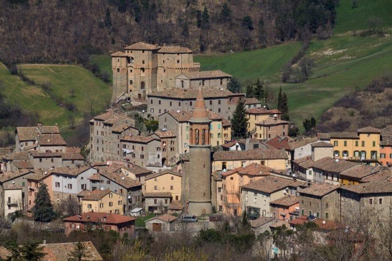 Sant'Agata Feltria - pueblos más bonitos de Italia