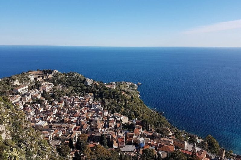 Taormina, Italia