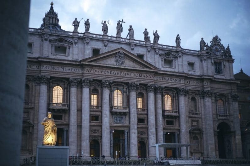 Basílica de San Pedro Roma