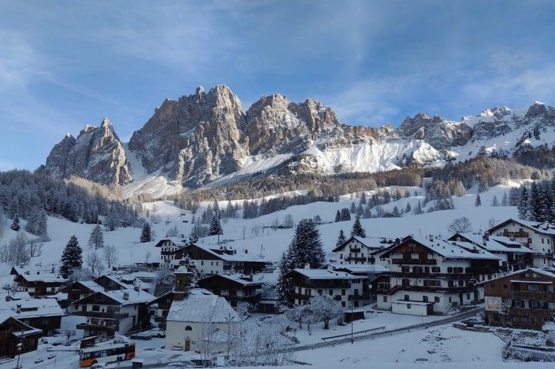 Cortina d'Ampezzo - Que ver en Italia