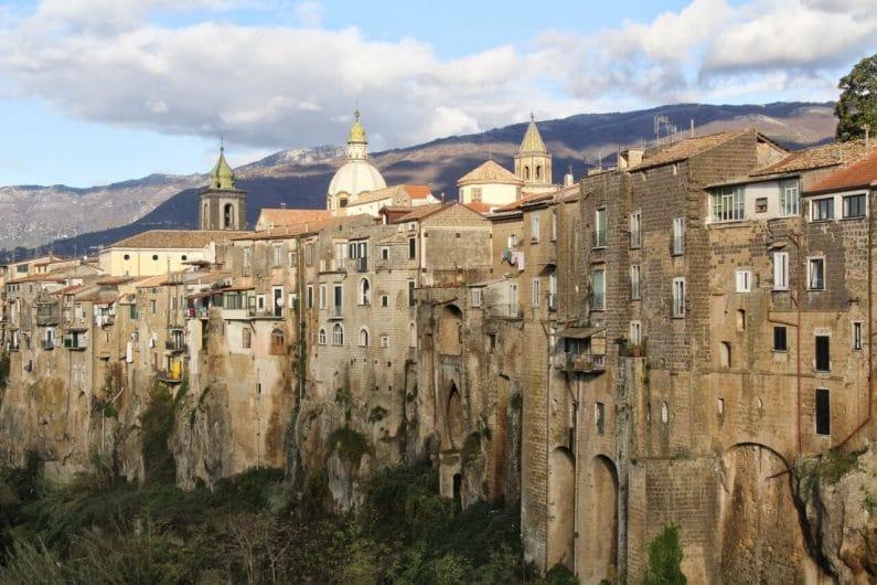 Sant'Agata dei Goti - Que ver en Italia