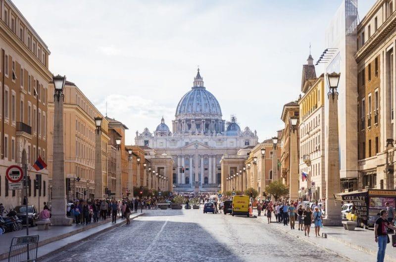 Alojamiento cerca del Vaticano