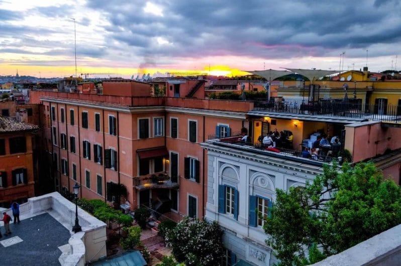 Alojarse en Barrio Monti Roma